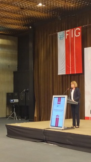speech by Mayor of Sofia - Yordanka Fandakova