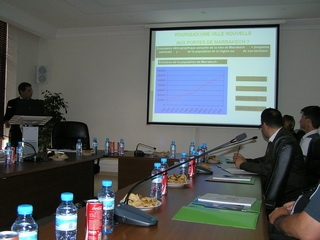 FIG Working Week - Bridging the Gap Between Cultures - Marrakech, Morocco, May 18-22 2011