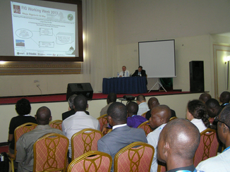 FIG Working Week 2013 Environment for Sustainability, Abuja, Nigeria, 6 – 10 May 2013