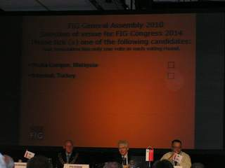 FIG Congress 2014