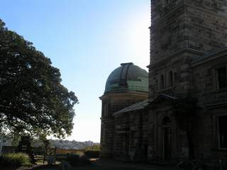 Astronomical observatory in Sydney