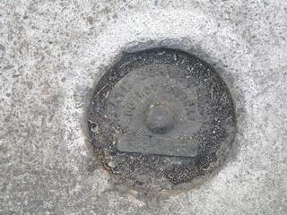 Geodetic network in Sydney, Australia